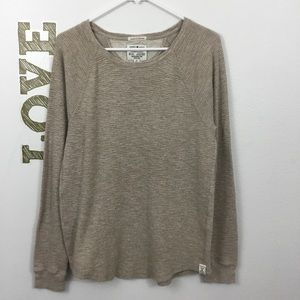 LUCKY BRAND LIVED IN THERMAL TOP